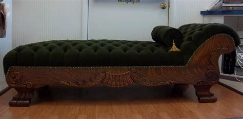 faiting couch antique fainting couch craig upholstering