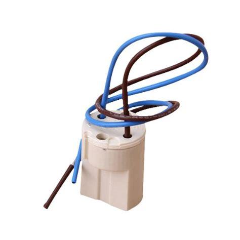 g9 ceramic l holder socket g9 ceramic light holder 2a 250v ts ebay