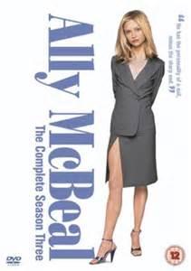 Ally Wiki Ally Mcbeal Season 3