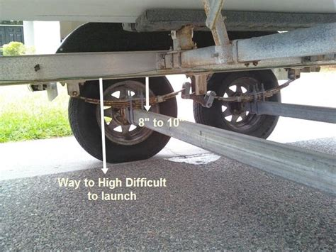 small boat trailer setup how do we lower this trailer the hull truth boating