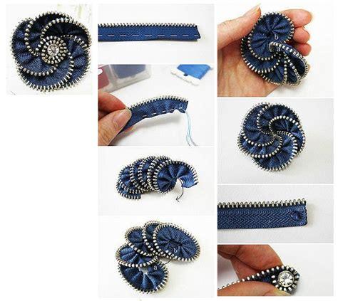 como hacer un broche de cremallera zipper como hacer un broche de cremallera zipper tutorial de