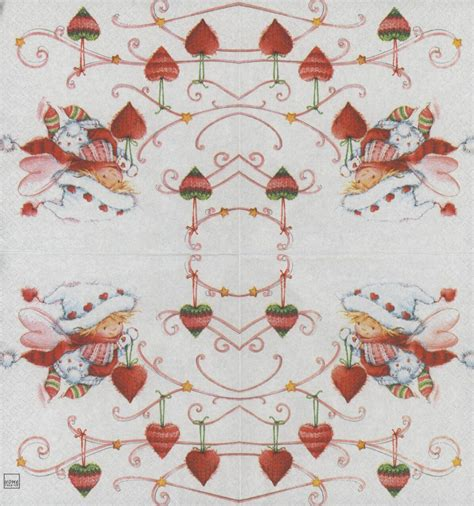 Decoupage Napkin - decoupage paper napkins of and a