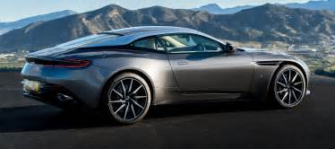Aston Martin Turbo Aston Martin Db11 Breaks Cover In Geneva New 5 2 Litre