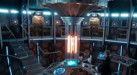 12th Doctor Tardis Interior by Favourite Shows Can You Relate 11 1 Update In Our