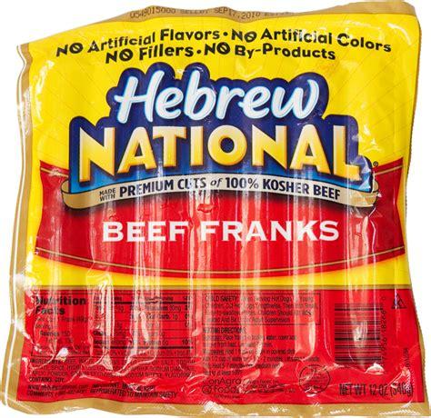 hebrew national dogs hebrew national beef franks flickr photo