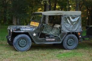 M151 Jeep 1965 Jeep M151 4x4 Utility Vehicle 70867
