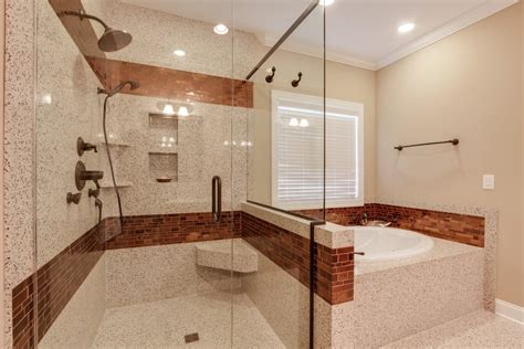 bathtub renovations for seniors tub to shower conversion benefits granite transformations