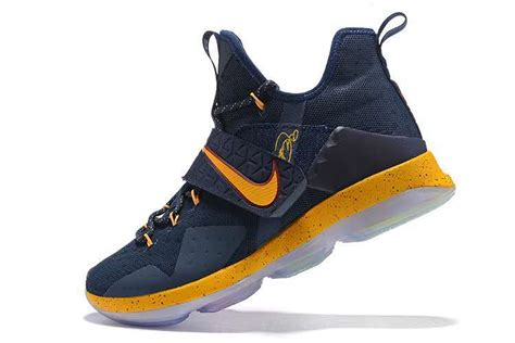 Sepatu Basket Lebron 14 Cavs Alternate lebron 14 home
