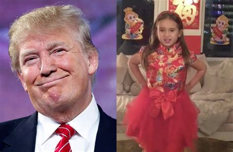 donald trump granddaughter chinese watch trump s granddaughter speaks flawless chinese