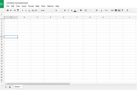 cara membuat google docs spreadsheet the new minded