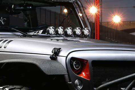 Led Rücklicht Jeep Wrangler Jk by Light Bar Kit Mounted 5 07 18 Jeep Wrangler