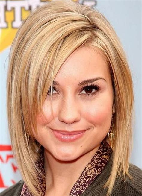 hairstyles for women with a large chin 15 inspirations of short hairstyles for fat faces and