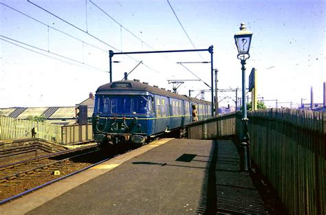 The Class 303 and 311 Clydeside Blue Trains