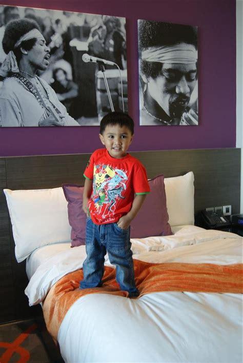 Shower Cap Ceria of smiles rock hotel singapore it rocks