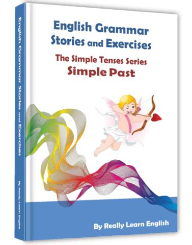 past a novel books stories and exercises to practice the simple tenses