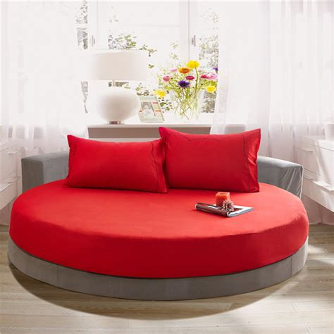 round bed sheets aliexpress com buy 100 cotton round bed sheets set 3pcs