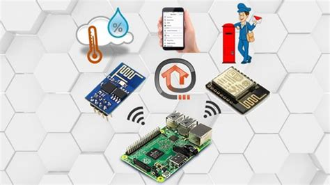 advanced home automation using raspberry pi 3 udemy