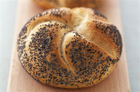 poppy seed buns poppy seed rolls tesco real food