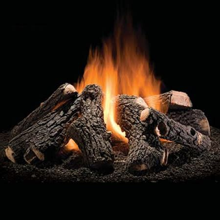wilderness oak outdoor gas pit logs 50