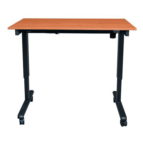 stand up desk t table viewing gallery convert sitting