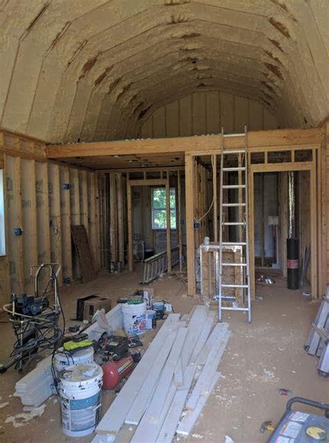 jasons  sq ft barn cabin