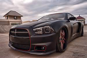 Widebody Dodge Charger Hellcat Beware This Widebody Charger Is A Real Terror