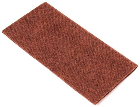 step rugs camco rv step rug 18 quot wide brown camco accessories and parts cam42921
