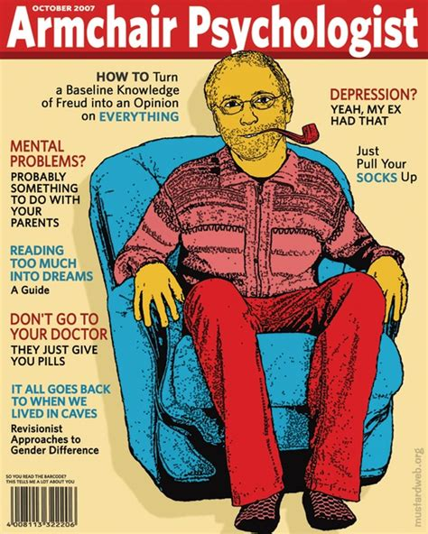 Armchair Psychology pin by on armchair psychology