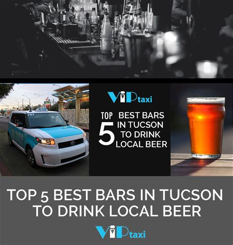 top 5 bar drinks top 5 bars in tucson to drink local beer