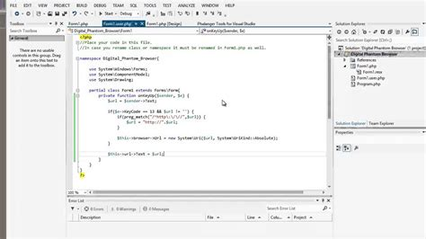 tutorial create website using php php tutorial create a desktop based web browser using php