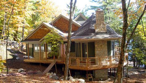 Muskoka Cottages Cottage Muskoka Lakes Hunt Design Associates Inc