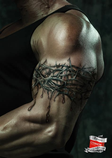 tattoo without pain stimol sport without pain gute werbung