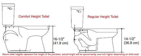 Standard Desk Chair Height Bidetking Blog Choosing The Right Toilet And Bidet