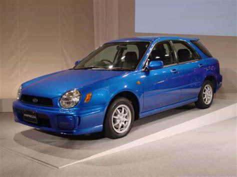2002 subaru impreza sport 2002 subaru impreza 2 5 ts sport wagon