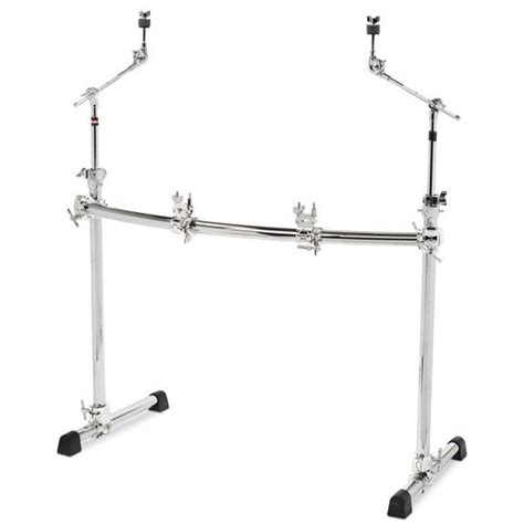 Jual Rack Drum Gibraltar gibraltar chrome series curved rack system gcs302c drum racks rack cls drum set
