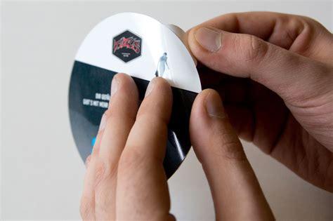 Sticker Drucken Kleinauflage by Runde Aufkleber