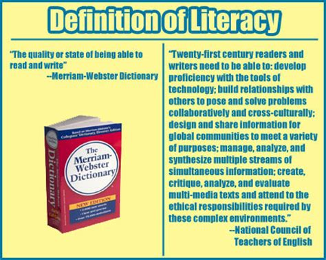 design literacy meaning the internet and literacy positive and negative effects