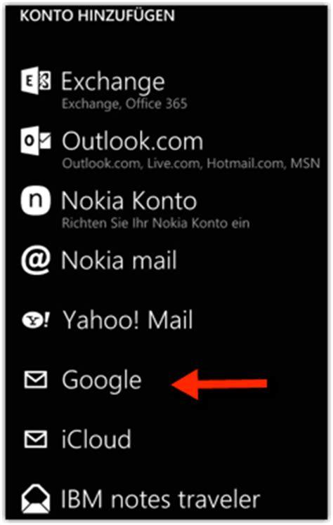 Windows Phone 8.1: Google Mail (GMail) einrichten - TechFrage