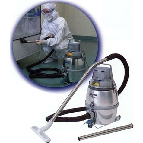 Vacuum Cleaner Nilfisk nilfisk gm80 economy cleanroom hepa filtered commercial