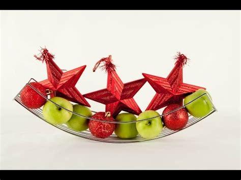 tip decoraci 243 n de mesa con adornos navide 241 os