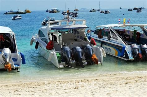 speed boat pattaya coral island tour from pattaya