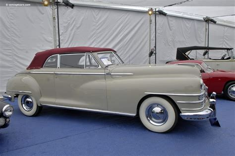1947 Chrysler New Yorker by 1947 Chrysler New Yorker Information And Photos Momentcar