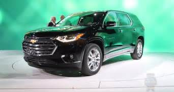 2017 chevrolet traverse one of the best minivans release