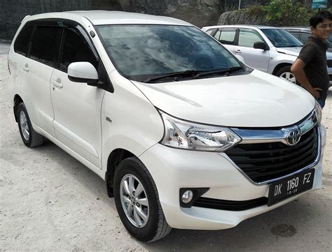 Toyota Avanza G 1 3 A T 2015 the news for april 6th 2018 hooniverse