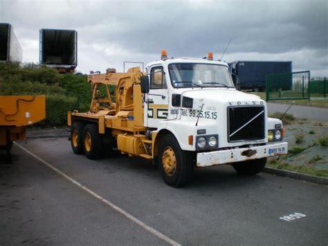 volvo n series trucks 17 beste afbeeldingen bergingstruck op