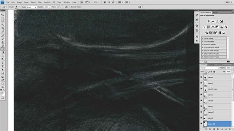 scale pattern in photoshop cs5 photoshop tutorial add narrative to a painted