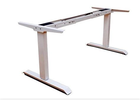 Adjustable Height Hardware Metal Table Legs Used For Used Adjustable Height Desk
