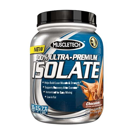Whey Muscletech Muscletech 100 Ultra Premium Isolate Whey Protein