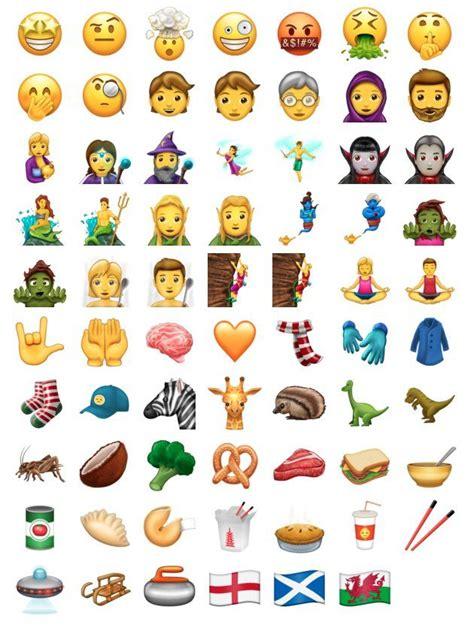 emoji ios 11 d 233 couvrez les nouveaux 233 mojis d ios 11 sir 232 ne vire