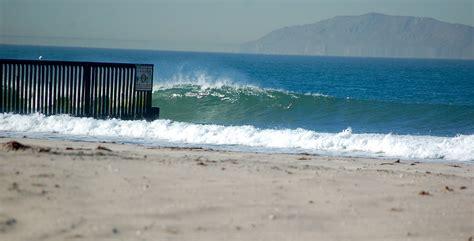 Surfing Wall Murals surfing the u s mexico border fence sergededina
